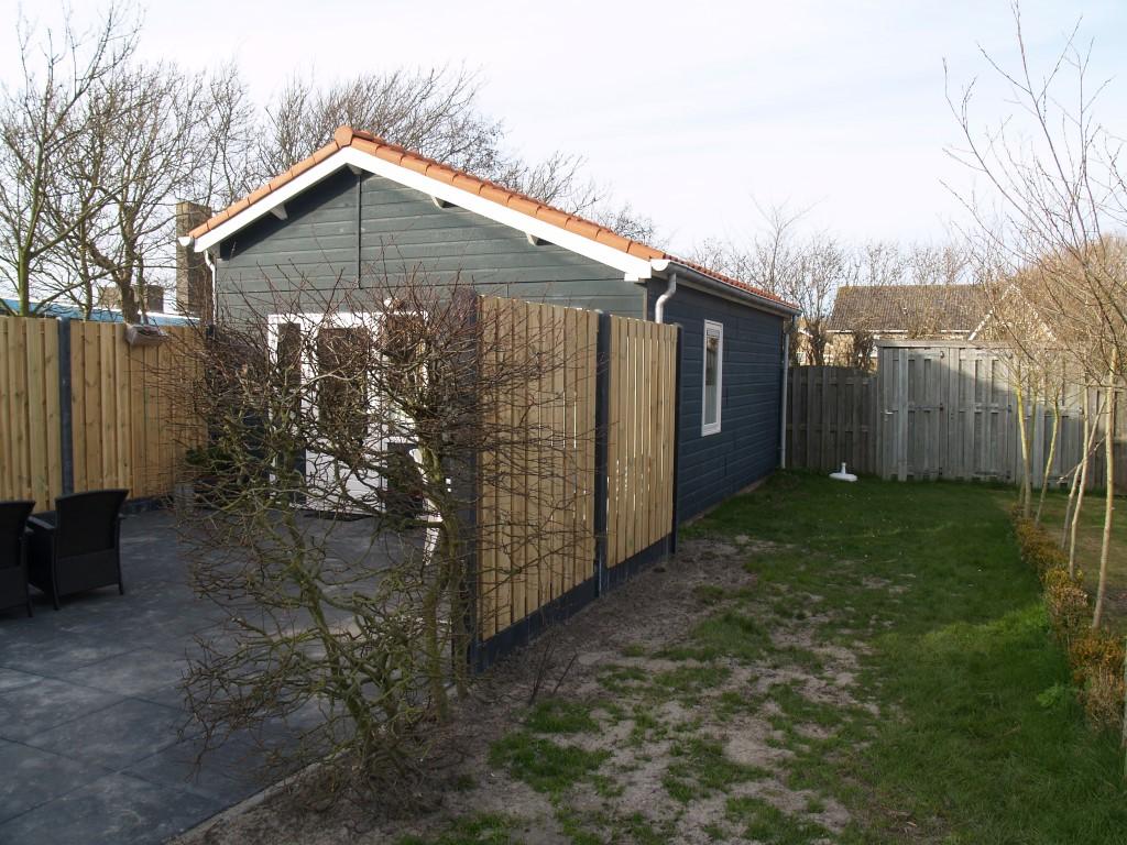 Tuin met schuurtje - deBellink6.nl